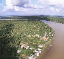 Hotel resort de selva no Amazonas